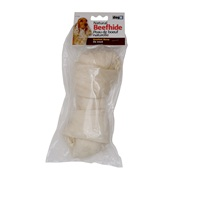 "Dogit Natural Beefhide Knotted Bone - 20 cm (8"") - 1 piece"