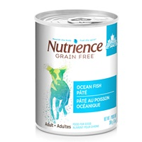 Nutrience Grain Free Ocean Fish Pâté - 369 g (13 oz)