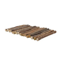 Living World Tree House Real Wood Logs - Large