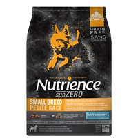 Nutrience Grain Free Subzero Fraser Valley Formula for Small Breed - 5 kg (11 lbs)
