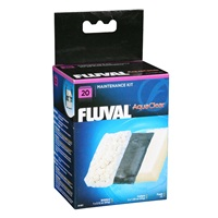 Fluval / Aquaclear 20 Filter Media Maintenance Kit