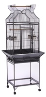 Hagen Chalet Dome - Top Cage - Silver - 142 cm (57 in)