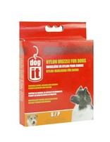 """Dogit Nylon Dog Muzzle - Black - Small - 12 cm (4.7"""")"""