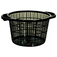 "Laguna Planting Basket - Round - 25 cm (10"") dia. x 19 cm (7.5"") H"