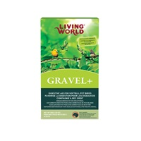 Living World Gravel+ - 850 g (30 oz)