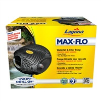 Laguna Max-Flo 4280 Waterfall & Filter Pump - For ponds up to 8560 U.S. gal (32400 L)