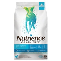 Nutrience Grain Free Ocean Fish Formula - 10 kg (22 lbs)