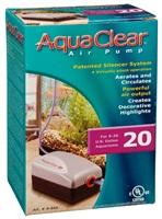 AquaClear 20 Air Pump - 19 to 75.7 L (5 to 20 U.S. gal.)