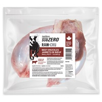 Nutrience Subzero Raw Bones for Dogs - Beef Knuckles - 454 g (1 lb) - 10 pack