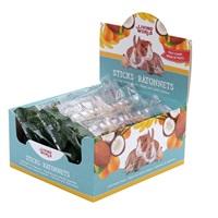 Living World Small Animal Sticks - Fruit Flavour - 45 g (1.5 oz) - 12 pack