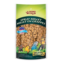 Living World Spray Millet - 100 g (3.5 oz)