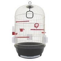 """Living World Bird Cage - Sepia - 40 cm dia. x 66.5 cm H (15.7"""" x 26.2"""")"""
