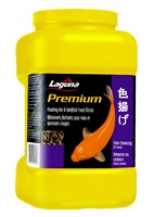 Laguna Premium Koi and Goldfish Floating Food Sticks - Colour Enhancing Diet - 620 g (22 oz)