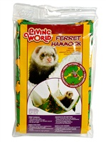Living World Ferret Hammock - Green - Small - 41 cm (16 in)