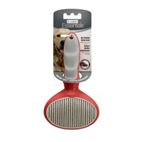 Le Salon Self-Cleaning Slicker Brush for Dogs