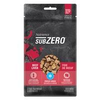 Nutrience Grain Free SubZero Treats - Freeze Dried Beef Liver - 30 g (1 oz)