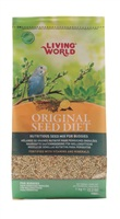 Living World Original Seed Diet For Budgies - 1 kg (2.2 lb)