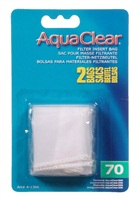 AquaClear Nylon Filter Media Bags for AquaClear 70 Power Filter - 2 pack