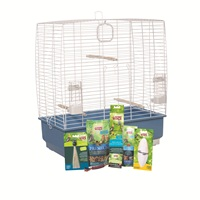 "Living World Cockatiel Starter Kit - 61 cm L x 33 cm W x 67 cm H (24"" x 13"" x 26.4"")"