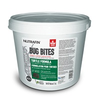 Nutrafin Bug Bites Turtle Formula – Medium to Large Turtles – 17-20 mm - 1.7 kg (3.7 lbs)