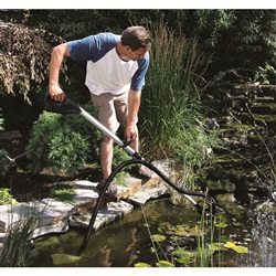 Opening your pond
