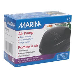 Marina 75 Air Pump - 25 US gal (100 L)