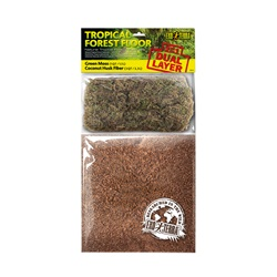 Exo Terra Tropical Forest Floor - 1.1 L (1 qt)