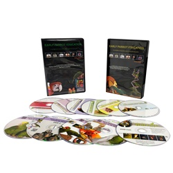 Early Parrot Education DVD Set