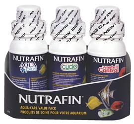 Nutrafin Aqua-Care Value Pack
