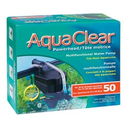 AquaClear Power Head 50 - 189 L (50 US gal.)