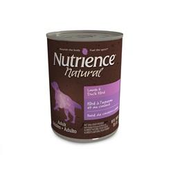 Nutrience Natural Adult - Lamb & Duck Pâté