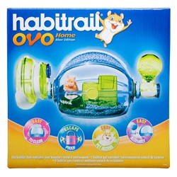 Habitrail OVO Home - Blue Edition