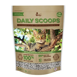 Cat Love Daily Scoops - Recycled Paper Litter