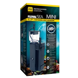 Fluval Sea Mini Protein Skimmer - 20-80 L (5-10 US Gal) - Black