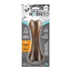 Zeus NOSH STRONG Chew Bone - Chicken Flavor - Large - 18.5 cm (7.5 in)