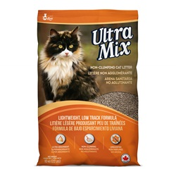 Cat Love Ultra Mix Unscented, Non-Clumping Cat Litter