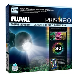 Fluval Prism Multi-Color Underwater Spotlight LED - 6.5 W