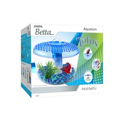 Marina Betta Torus Aquarium - 3 L