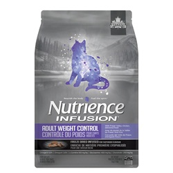 Nutrience Infusion Adult Weight Control - Chicken - 5 kg (11 lbs)