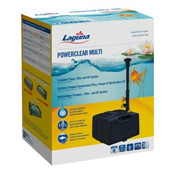 Laguna PowerClear Multi 3500 L (1000 U.S. Gal) - 13 W