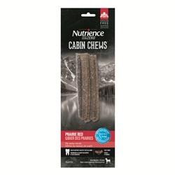 Nutrience Subzero Cabin Chews Elk Antler Sticks - Prairie Red - 110 g (5 x 22 g)