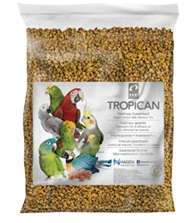 Tropican Lifetime Formula Granules for Cockatiels - 3.63 kg (8 lb)
