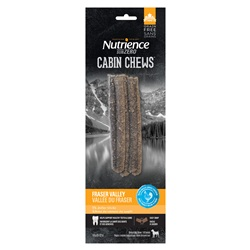 Nutrience Subzero Cabin Chews Elk Antler Sticks - Fraser Valley - 110 g (5 x 22 g)