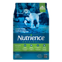 Nutrience Original Healthy Puppy - Chicken Meal with Brown Rice Recipe - 2.5 kg (5.5 lbs)