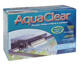 AquaClear 110 Power Filter, 416 L (110 US Gal.)