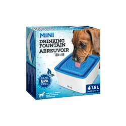 Zeus Mini Drinking Fountain for Dogs
