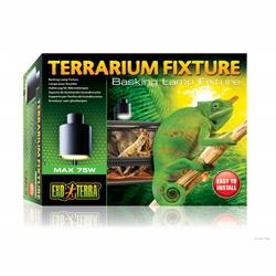 Exo Terra Terrarium Fixture - 75 W