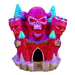 Marina iGlo Ornament - Skull Castle - 10 cm (4 in)