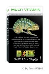 Exo Terra Multi Vitamin Powder Supplement - 2.5 oz (70 g)