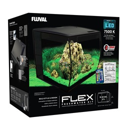 Fluval FLEX Aquarium Kit - 57 L (15 US gal)